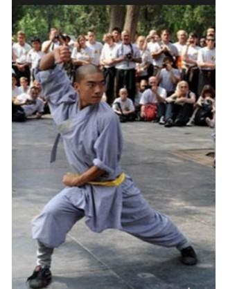 Год интенсивной практики воинских искусств | Shaolin Temple - Хэнань, Китай