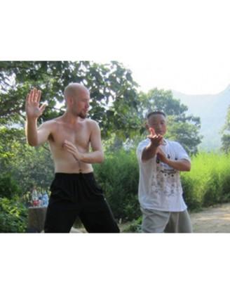 2 года Кунг-фу шаолиньской школы | Shaolin Temple - Хэнань, Китай