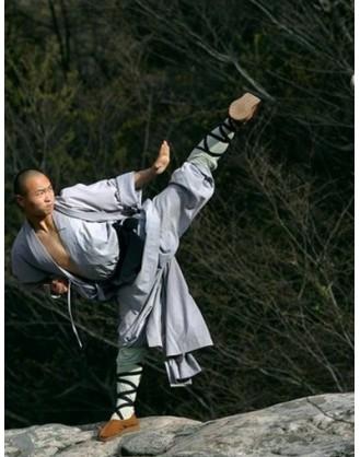 6 месяцев занятий Kung Fu и Tai Chi | Shaolin Temple - Хэнань, Китай