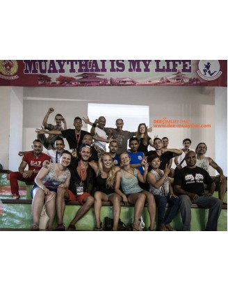 3 недели занятий Muay Thai | Yodyut Muaythai - Самуи, Таиланд