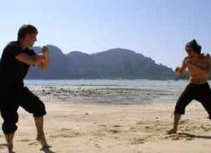 Клуб тайского бокса Ниндзя