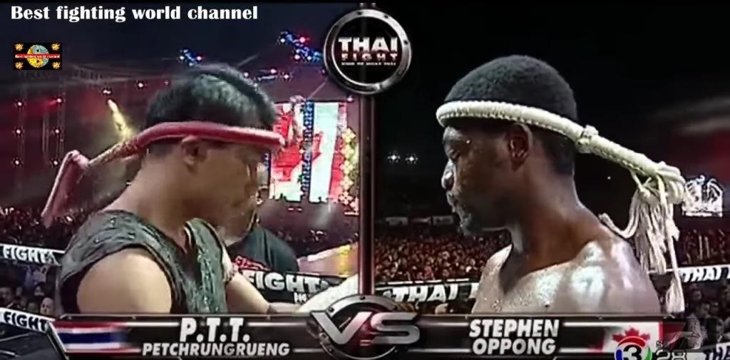 видео лучших боёв тайский бокс