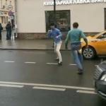 уличная драка нокаут