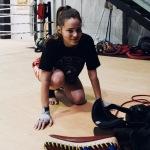 тайский бокс для девушки
