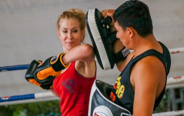 клуб тайский бокс Пхукет