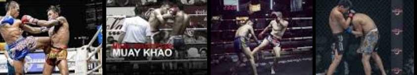 стили современного тайского бокса