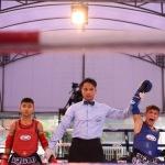 чемпионат среди детей по тайскому боксу