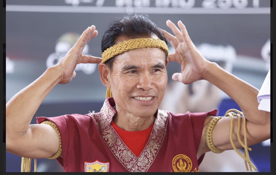 Кита Муай Тай и Вай Кру