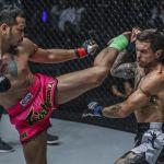 Yodsanklai Fairtex сделал акцент на финальном турнире ONE Championship 2018 с потрясающим нокаутом Луиса Реджиса