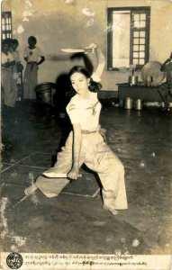 Банши с двумя ножами Рупа Тхейн